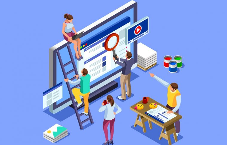 business using SEO agency services