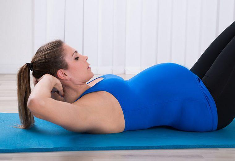 Safe Pregnancy Workout